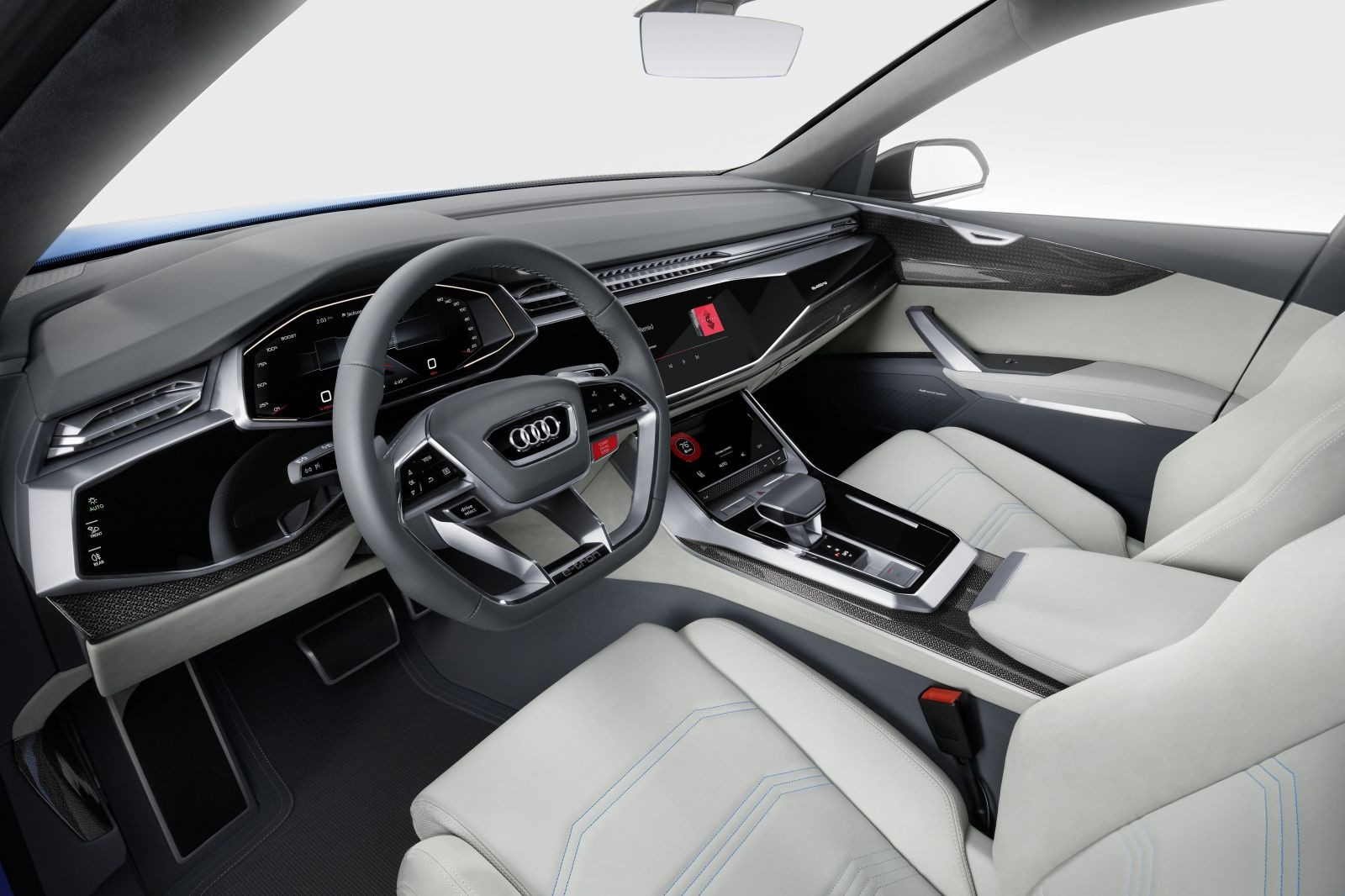 background - Audi RS Q8 je tady!