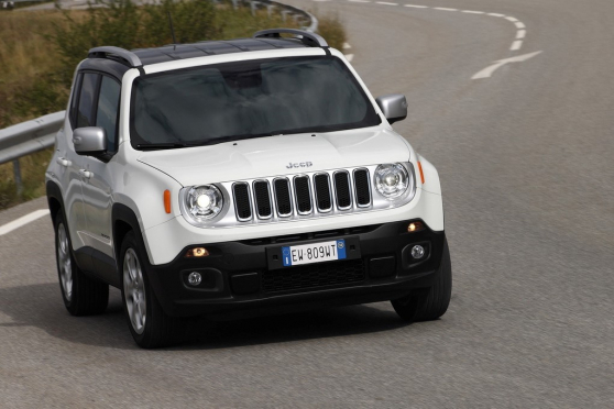 Test: Jeep Renegade 2,0 Mjet Limited